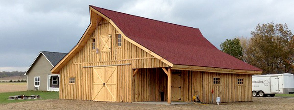 Permalink to: Custom Barns