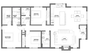 1223 Almira floor-plan